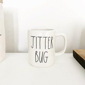 ✨ NWT Jitter Bug Mug   Rae Dunn